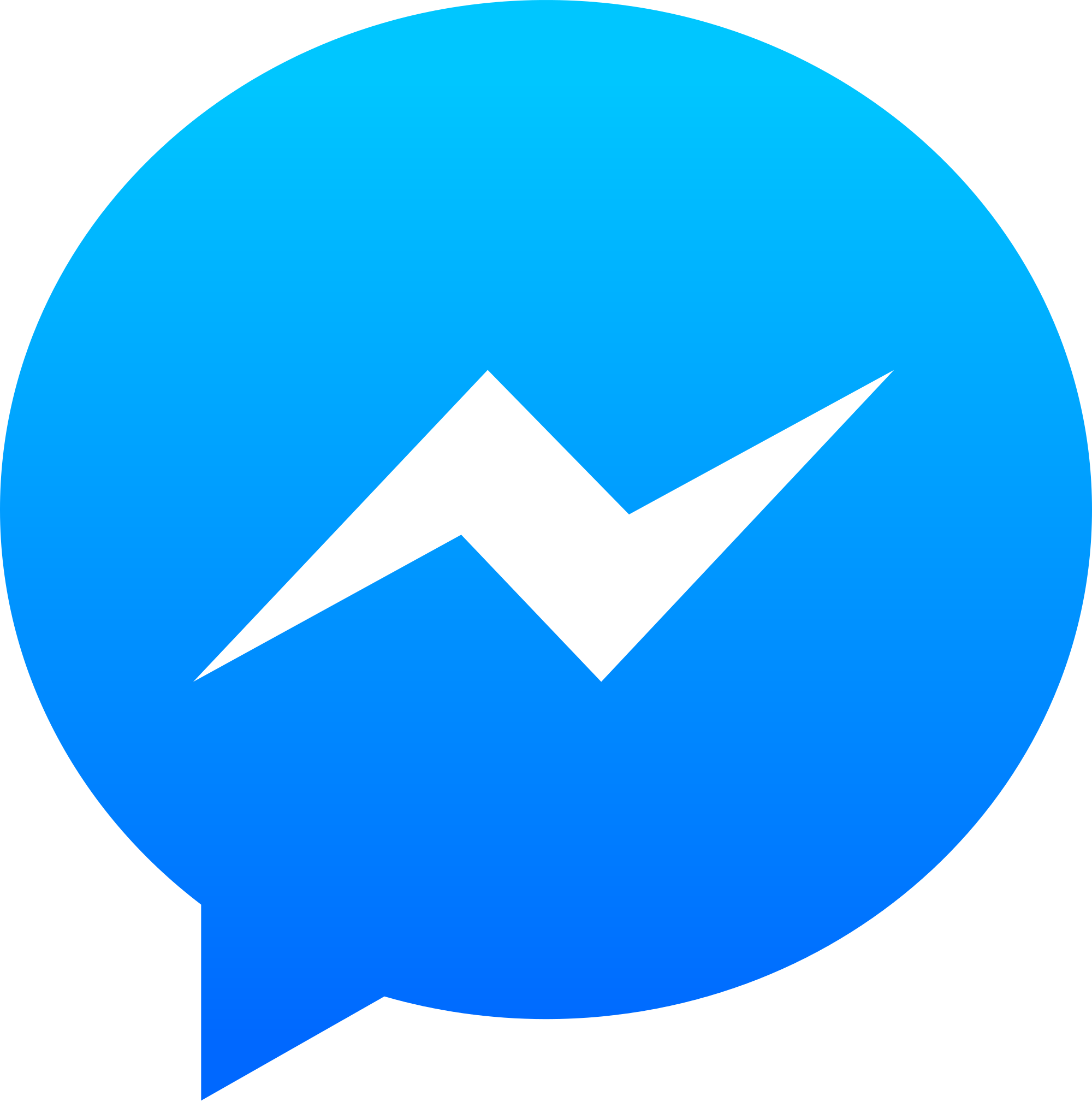 chat on messenger